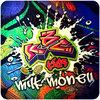 MILK $ Cover Art