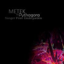 Sånger Från Underjorden EP cover art