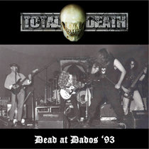 Dead At Dados '93 (Live) cover art