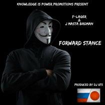 J-Lager (Japan) & J Masta Badman (Russia) - Forward Stance cover art
