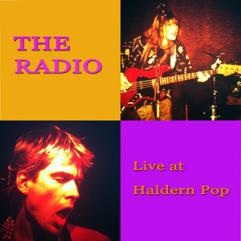 Live at Haldern Pop by THE RADIO