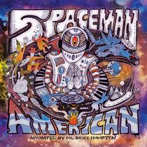 Spaceman American cover art