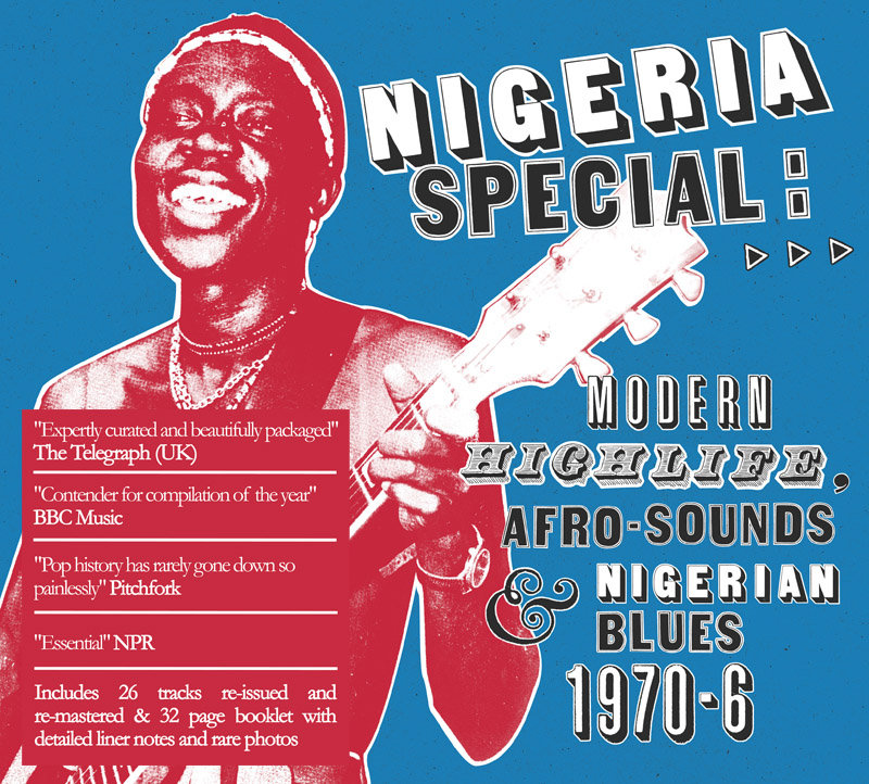 """The Nigerian Police Force Band (""""The Force 7″ ) – Asiko Mi"""