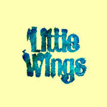 Little Wings - live on the internet CDR cover art