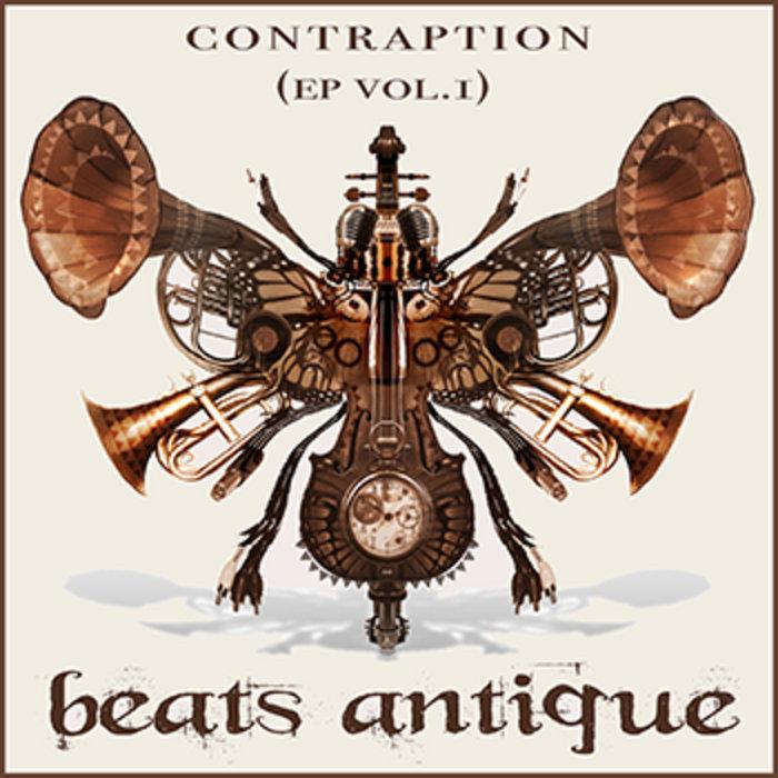 beats antique contraption vol 1