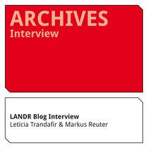 Markus Reuter and Benni Schäfer interviewed by Leticia Trandafir cover art