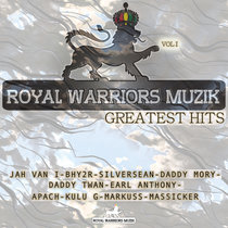 Royal Warriors Muzik Greatest hits cover art