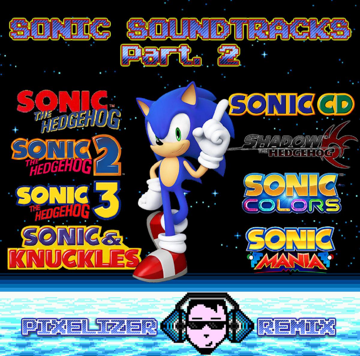 Sonic The Hedgehog 2 Emerald Hill Zone Pixelizer Remix Pixelizer Pixelizer