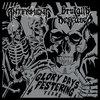 Glory Days, Festering Years - Split LP/CD w/ Brutally Deceased Cover Art
