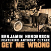 GET ME WRONG Cover Art