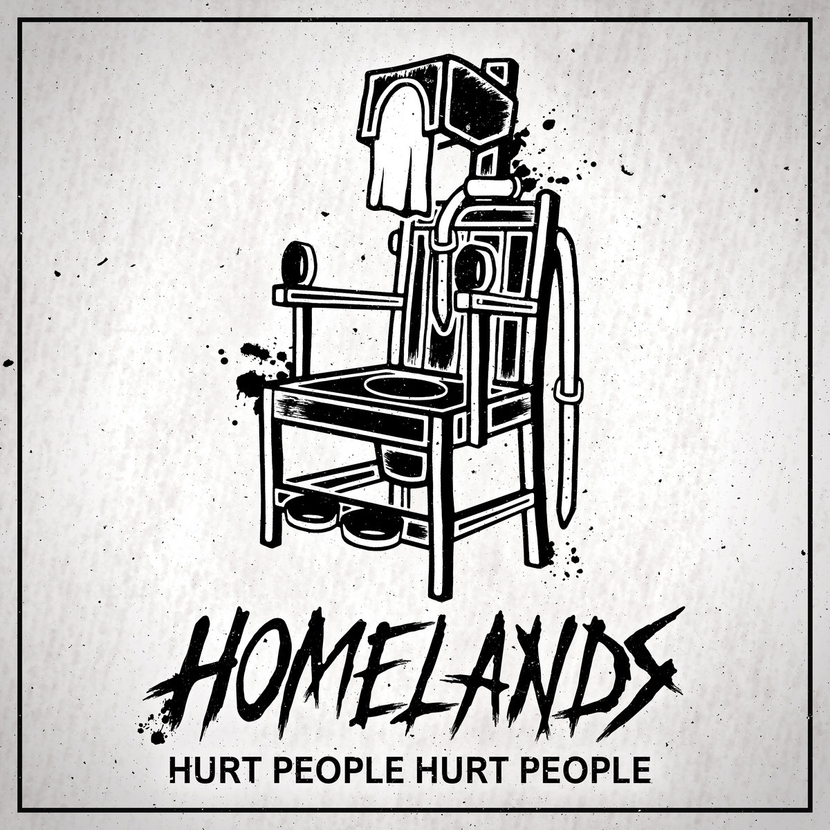 Homelands - Hurt People Hurt People [EP] (2018)