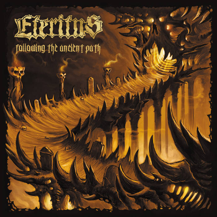 Interview with Eteritus, Death Metal Band from Poland
