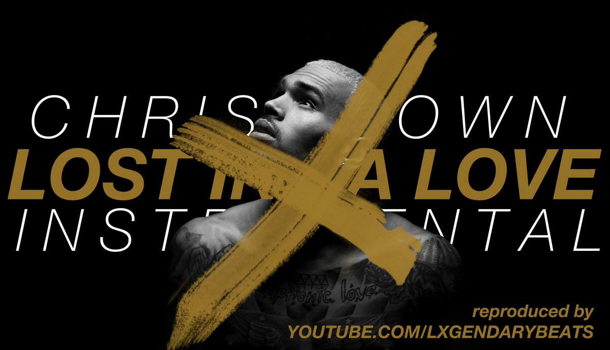 Chris Brown - Lost In Ya Love (Instrumental) | LXGEND