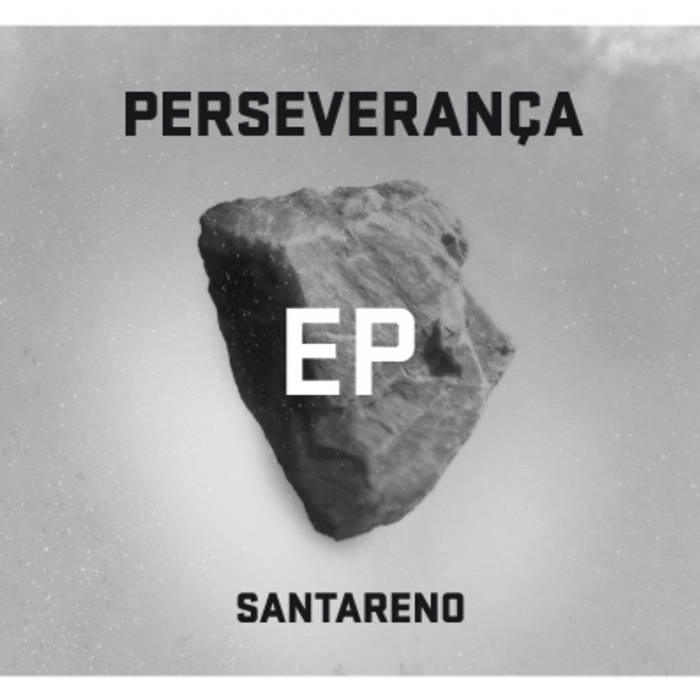 Perseverança EP cover art