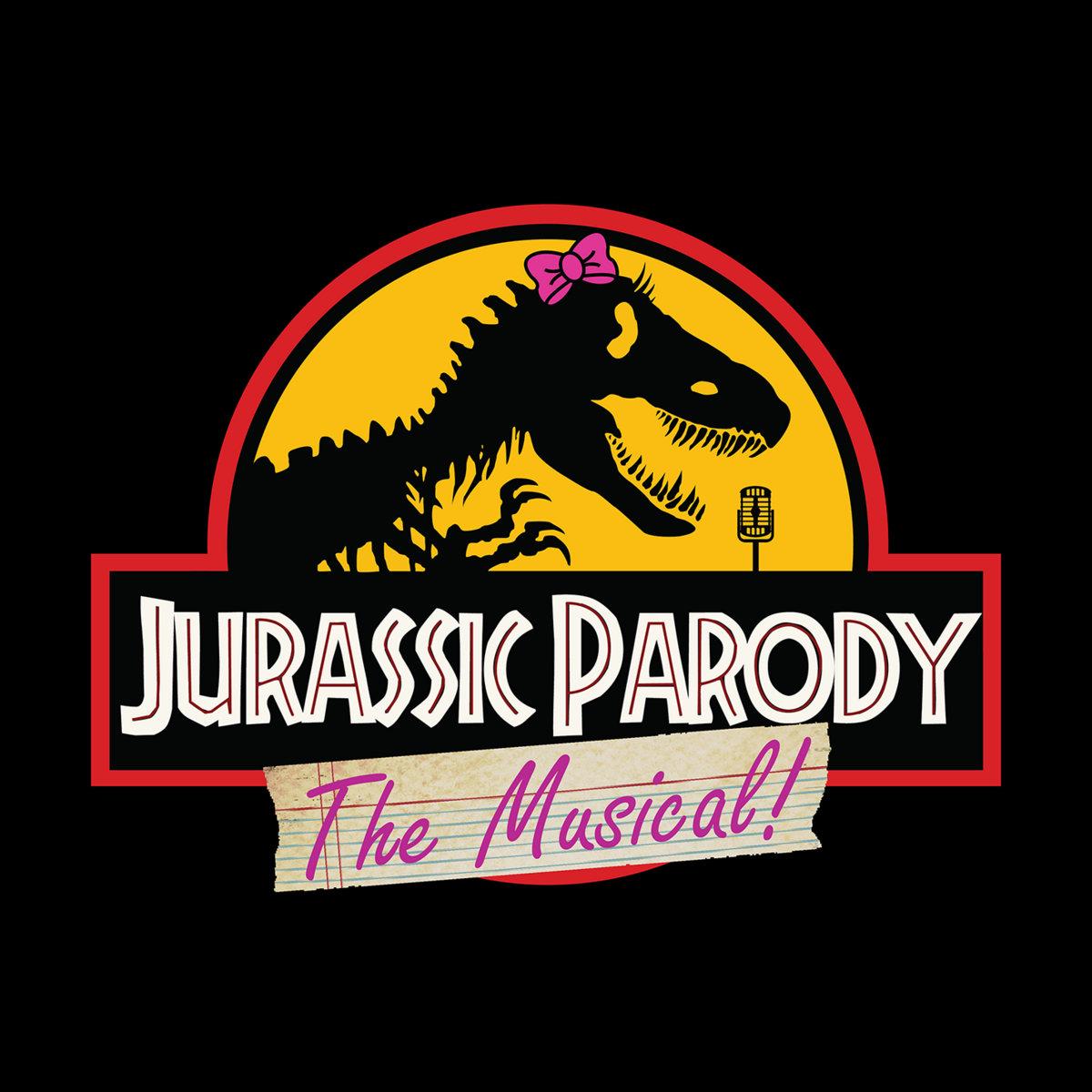 jurassic parody the musical cast recording geekenders