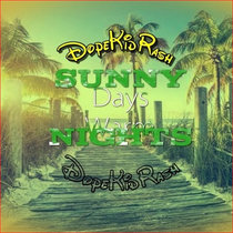 "sunny Day's Warm Nights ""Exclusive original take"" cover art"