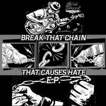 Break that chain E.P. cover art