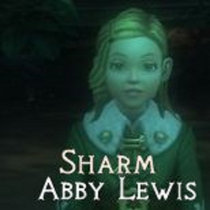 Abby Lewis cover art