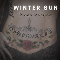 Winter Sun (Piano Version) cover art