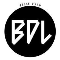 Broke D'Law cover art