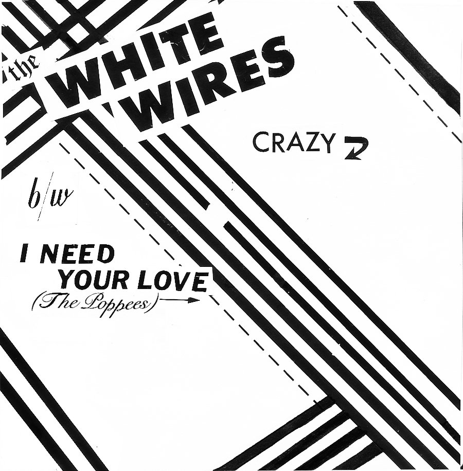 Total Punk 45   the White Wires