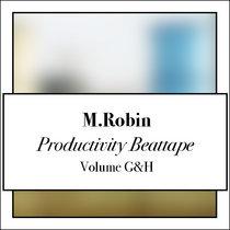 Productivity Beattape Volume G&H (Beattape, 2013) cover art