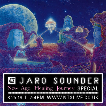 New Age Cassettes Mix 4 (NTS Radio Broadcast) by Jaro Sounder