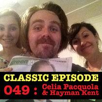 Ep 049 : Celia Pacquola & Hayman Kent love the 22/11/12 Letters cover art