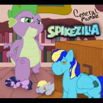 Spikezilla cover art