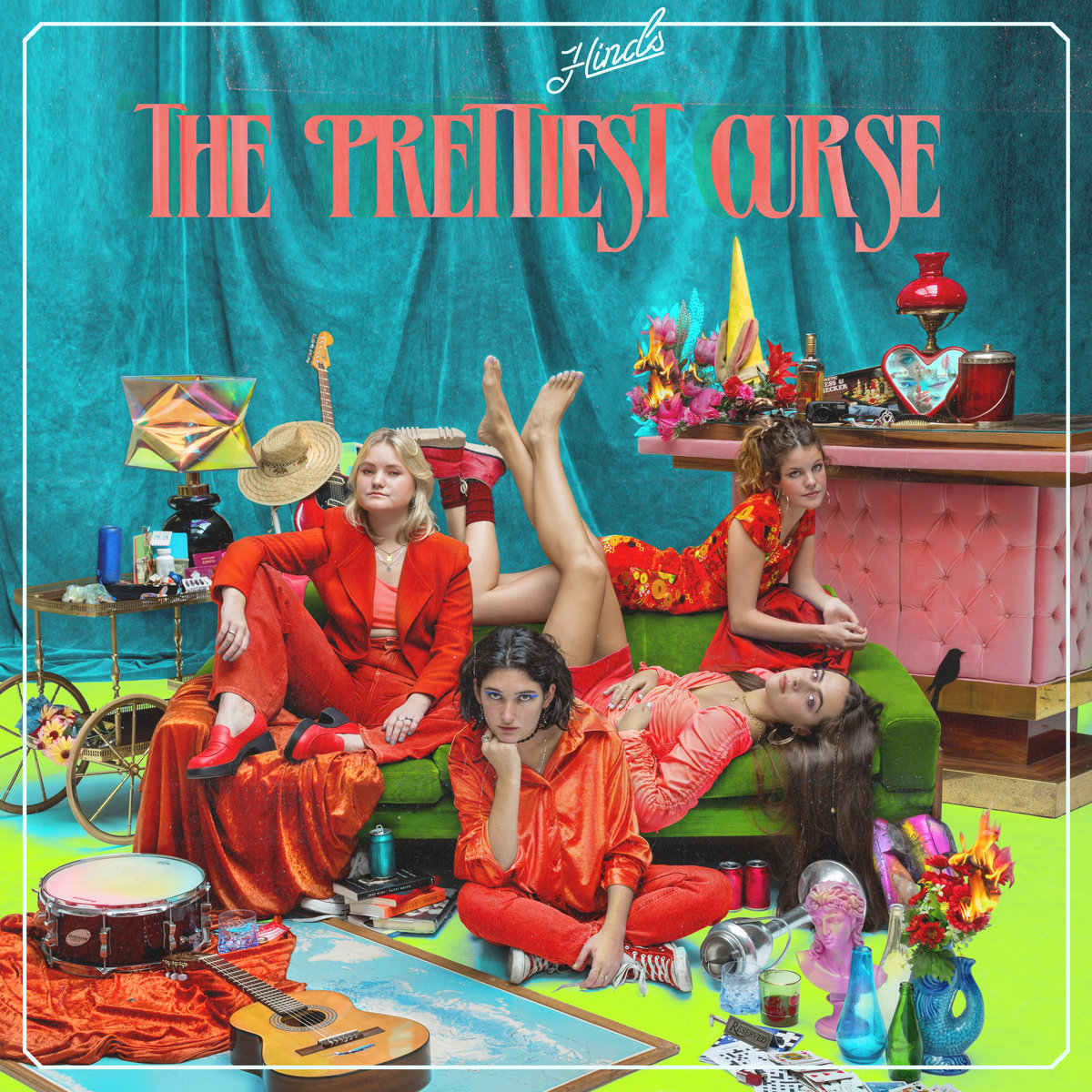 The Prettiest Curse | Hinds
