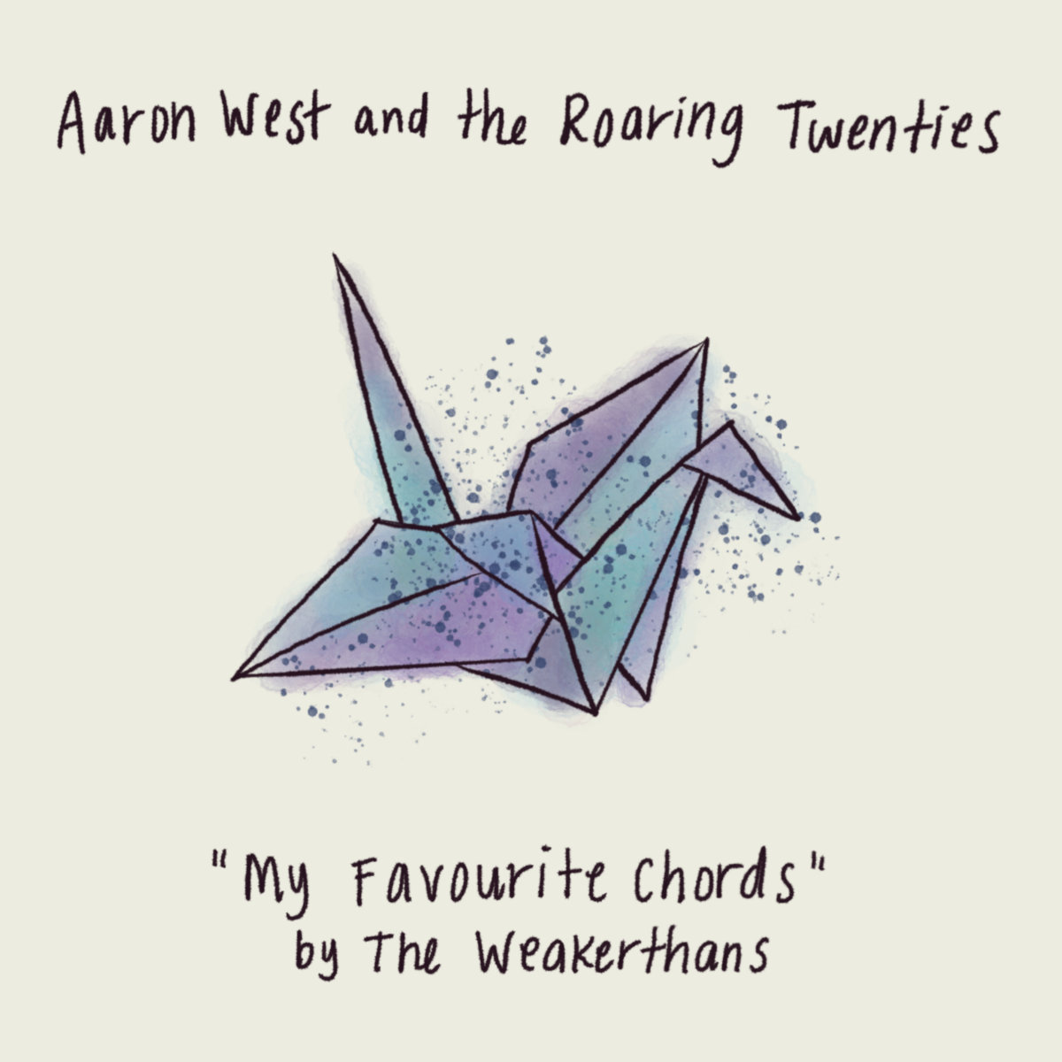 My Favourite Chords The Weakerthans Cover Aaron West And The