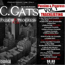 Passion & Progress Vol. 1 cover art