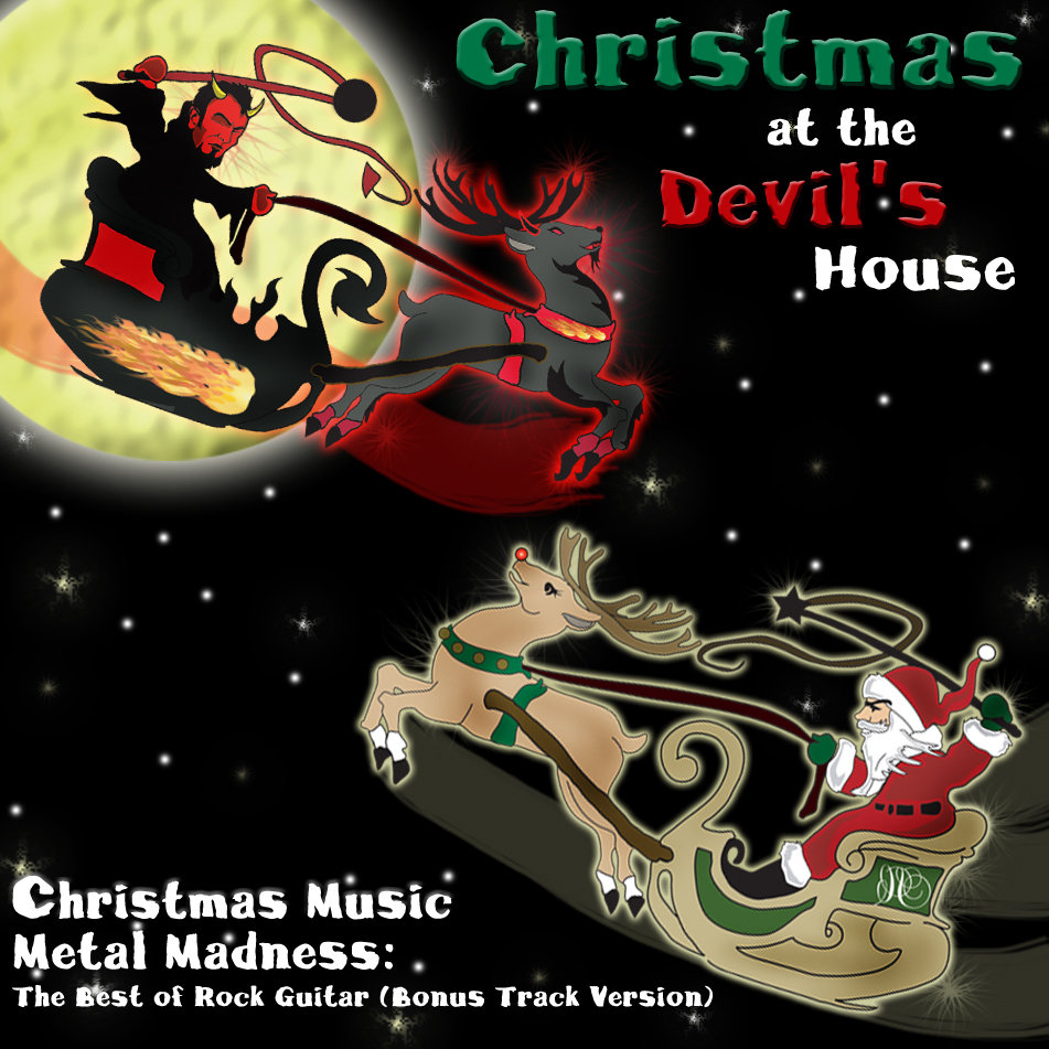 Best Christmas Music.Christmas Music Metal Madness The Best Of Rock Guitar