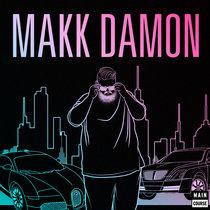 Big Makk - Makk Damon EP (MCR-046) cover art