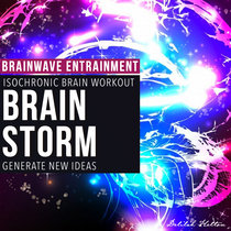 Brainstorm - Brain Stimulating Entrainment to Generate New Ideas cover art