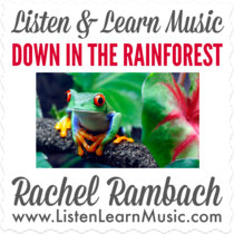 Down in the Rainforest cover art