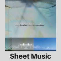 Dave Douglas | Mountain Passages | Sheet Music (PDF) cover art