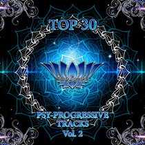 Top 30 Psy-Prog Tracks Vol.2 cover art