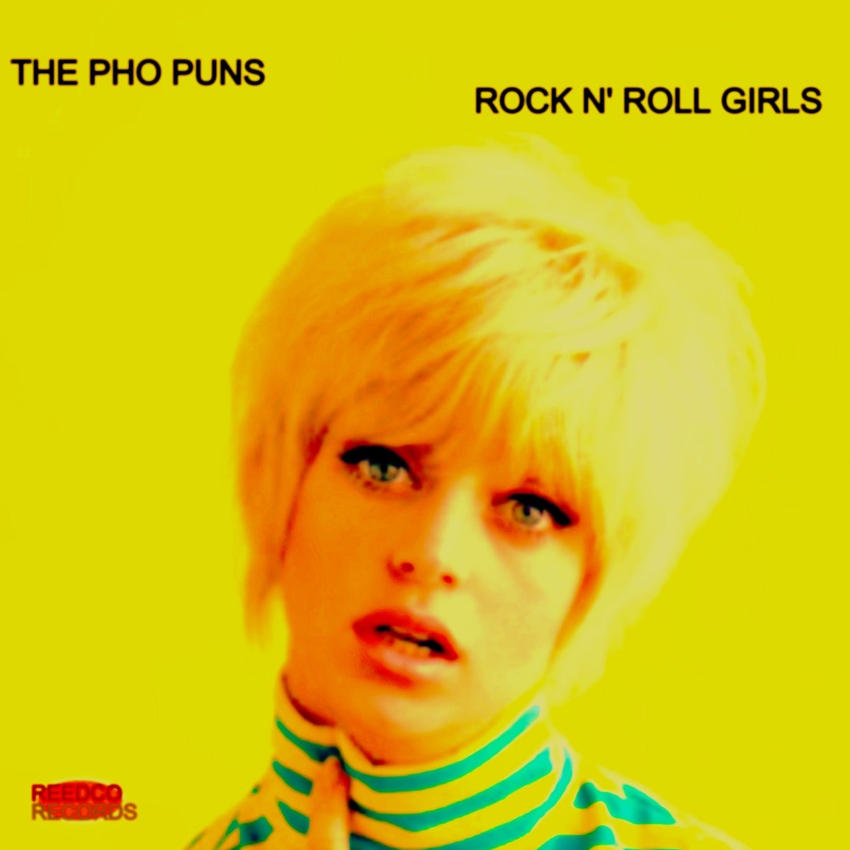 Rock Roll Girls Reedco Records