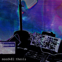 Thesis cover art
