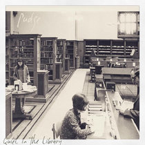 Quiet In The Library cover art