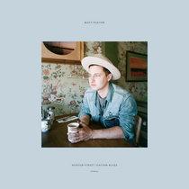 Hunter Street Station Blues EP cover art
