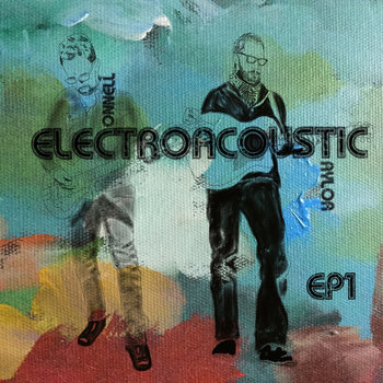 electroacoustic ep1 by Chris Taylor