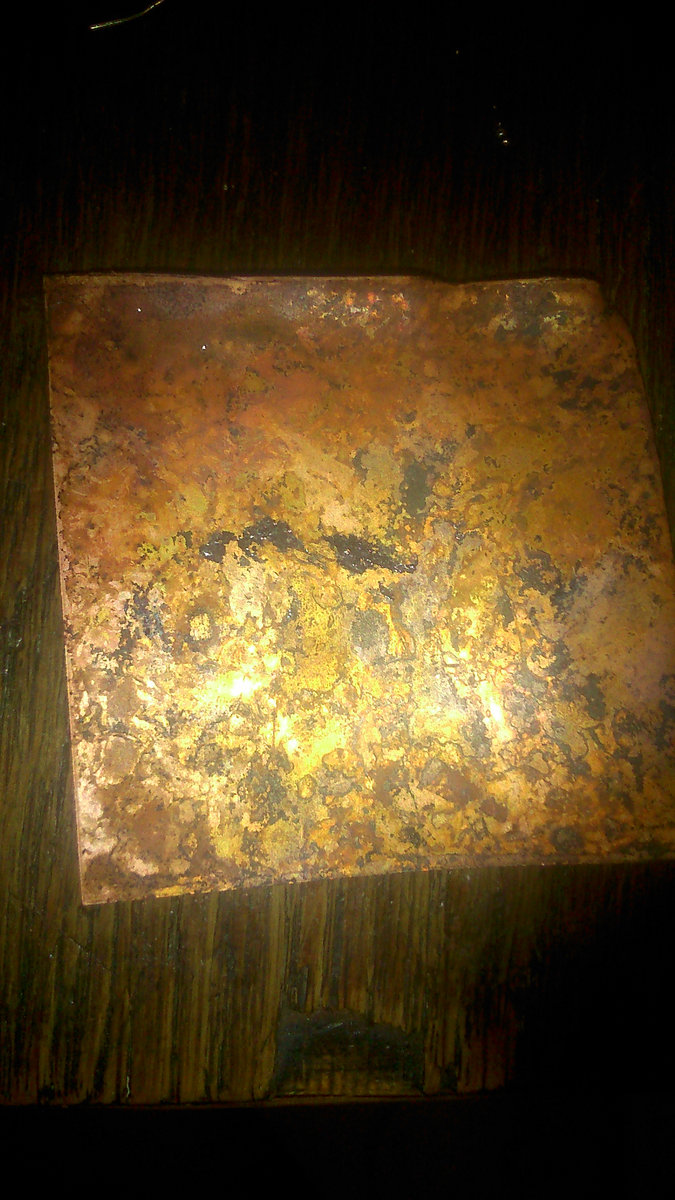 copper oxide photocell | ewajustka