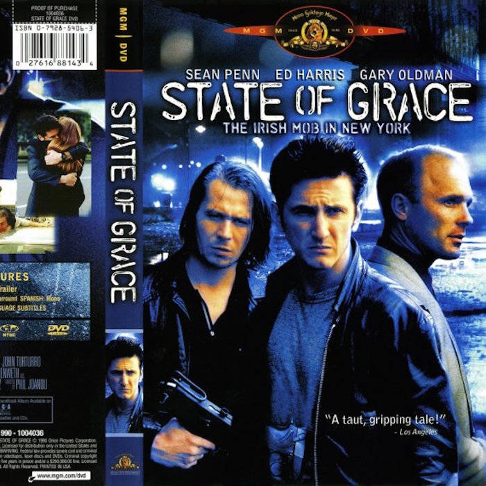 an introduction to the report on the movie state of grace Before her rousing speech to accept the democratic party's presidential nomination on thursday, hillary clinton's life and career were celebrating in a movie-quality video montage narrated by.