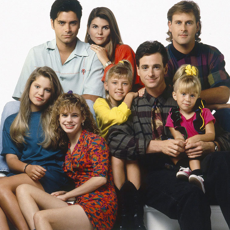 Everywhere You Look (full House Theme Song)
