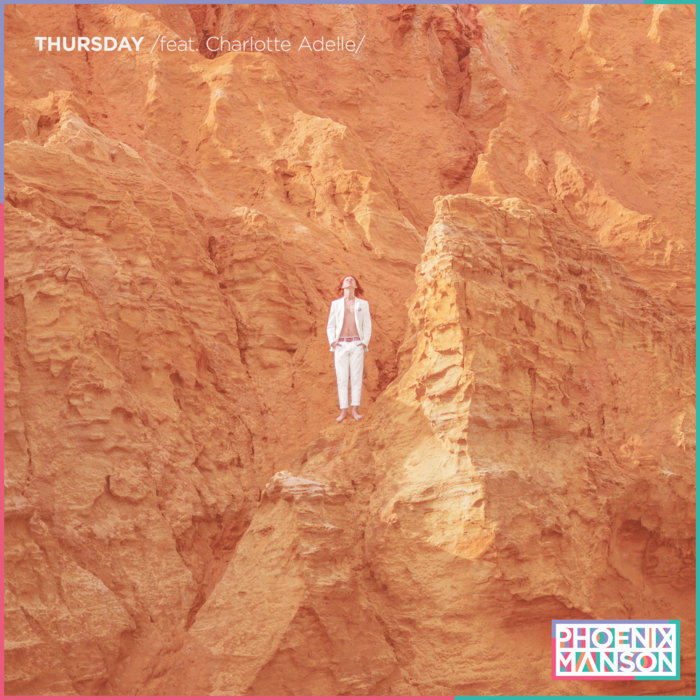 Cover art: Thursday (feat. Charlotte Adelle) by