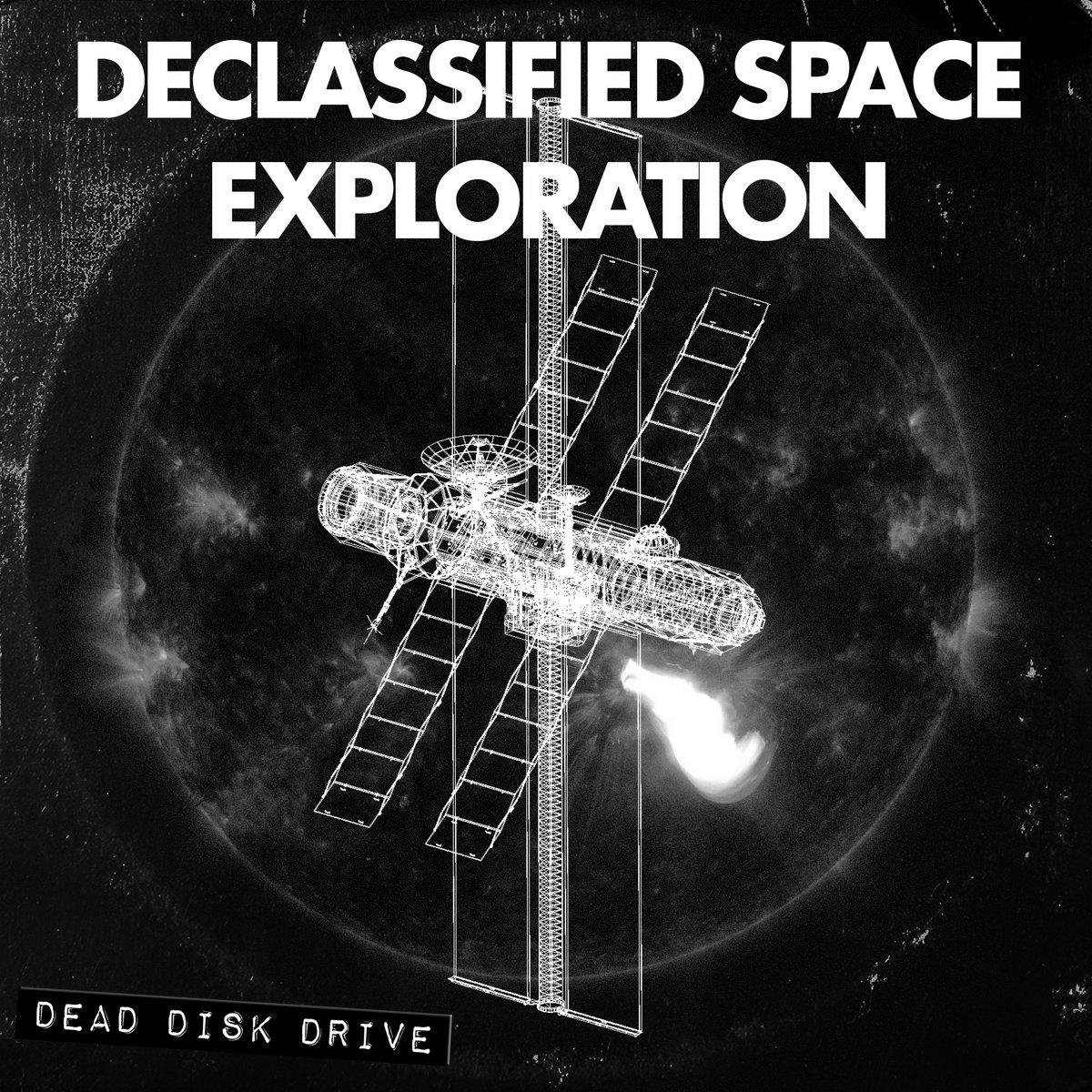 Declassified Space Exploration | Dead Disk Drive