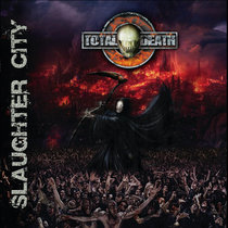 SLAUGHTER CITY cover art