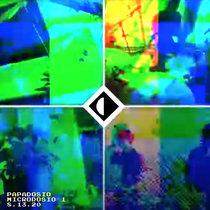 8.13.20   Microdosio #1 cover art